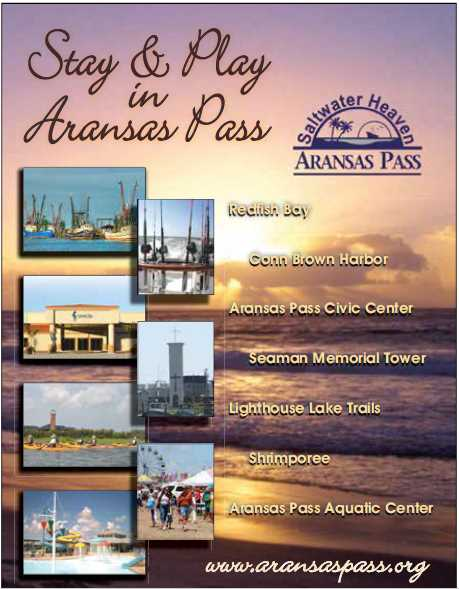 Aransas Pass Play & Stay
