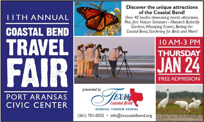 2017 Winter Texas Travel Fair